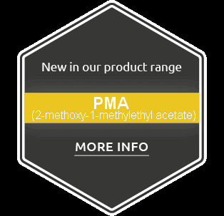 Our topseller 2-Methoxy-1-methylethyl acetate (PMA)